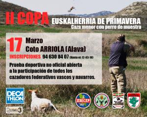 Cartel-ll-Copa-Euskalherria caza menor