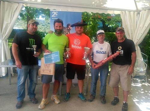 campeonato recorridos de caza alava 2018 reca